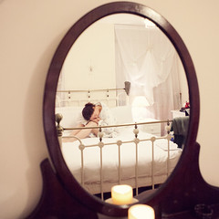 tired (helen geraghty) Tags: mirror bed sleepy tired rest nell wornout helengeraghty