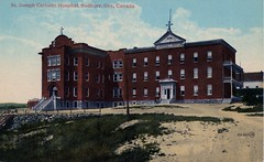 St  Joseph's Hospital Sudbury (363FroodRd / 573PineSt) Tags: stjosephshospital sudburyon