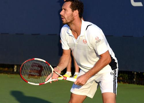 Michael Llodra - 2014 US Open (Tennis) - Tournament - Michael Llodra