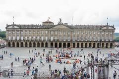 Pazo de Raxoi || Galicia (Ferryfb) Tags: world travel viaje espaa heritage site spain unesco galicia verano turismo vacaciones worldheritage humanidad patrimonio espanya patrimoniodelahumanidad