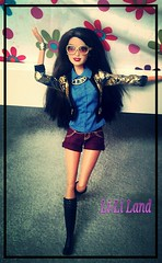 Style Like This (lovebarbies) Tags: barbie style luxe raquelle