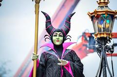 Dream Along - Maleficent (EverythingDisney) Tags: disney disneyworld wdw waltdisneyworld villain sleepingbeauty magickingdom maleficent dawm dreamalongwithmickey