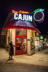 Night on Pier Avenue (Snap Man) Tags: california neon unitedstates socal neonsign southerncalifornia southbay hermosabeach neonsigns losangelescounty pieravenue nikond600 robinkanouse byklk