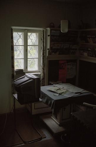 Inside Lenis House