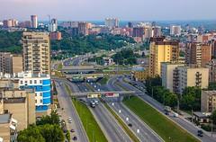 Ulitsa-Ippodromskaya-vyiezd-na-Kamenskuyu-magistral