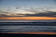 Sunset, Pacific Ocean (Professional Photography & Videography) Tags: sf sanfrancisco california ca sunset people sun beach monterey pacificocean 18135mm canoneos7d