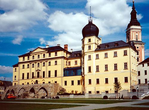 Greiz, Alsó kastély