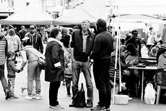 20161106-03-Tasmanian Farmgate randoms (Roger T Wong) Tags: 2016 australia bw farmgate hobart rogertwong sel70300g sony70300 sonya7ii sonyalpha7ii sonyfe70300mmf2556goss sonyilce7m2 tasmania tasmanianfarmgatemarket blackandwhite crowd market mono monochrome people stalls