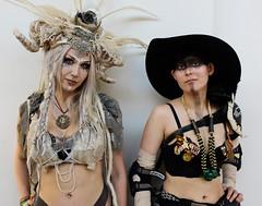 (mrksaari) Tags: fuji x100s fujifilm ropecon cosplay costume con 2016 helsinki finland