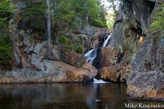 LR-9572 (mikekos333) Tags: 2016 waterfall rangeley maine smallsfalls mike catherine