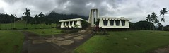 Hawaii 2016 (jericl cat) Tags: valleyofthetemples cemetery midcentury modern mortuary hawaii 2016 northshore trip vacation