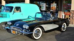 1959 Chevrolet Corvette Roadster --- EXPLORED! (Pat Durkin OC) Tags: 1959chevrolet corvette roadster c1