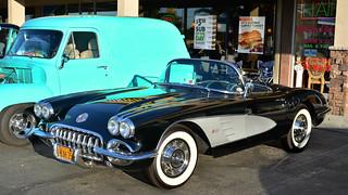 1959 Chevrolet Corvette Roadster --- EXPLORED!
