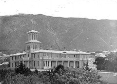 4; Government House, Thorndon - Circa 1900 (Wellington City Council) Tags: wellington historicwellington 1800s 1900s 1950s