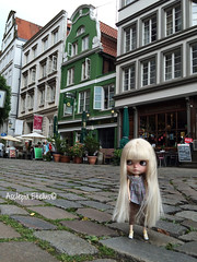 Lucy at Deichstrasse