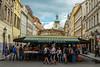 Market in Prague (littlelionman97) Tags: market prague czech repubic ceska republika europe europa markt summer sommer zomer centre center city stadt stad food color colour pentax k50 pentaxk50
