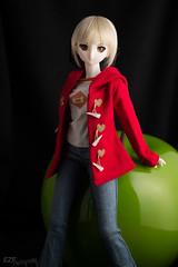 SaberApple002 (EZFPhotography) Tags: doll bjd dollfie dollfiedream saber fatestaynight fatestay balljointdoll