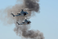 UH-1Y Venom (linda m bell) Tags: mcas miramar airshow 2016 california aircraft socal magtf demo uh1y venom helicopter bell