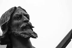 O conquistador / The Conqueror - Srie Brasil Histria 1/5 (jadc01) Tags: bw fotosderua pb riodejaneiro urbanart