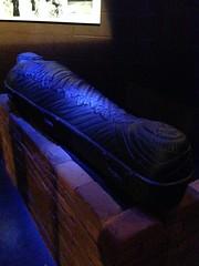 Pink Palace Family of Museums, Memphis TN (Deep Fried Kudzu) Tags: pink palace family museums museum memphis tennessee cast iron casket coffin fisk mummy case