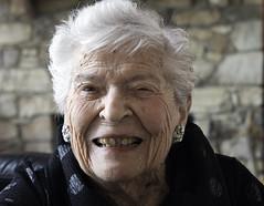 Jackie @ 95 (Joe Josephs: 2,861,655 views - thank you) Tags: people portrait portraitphotography portraits oldage age seniorcitizens oldwoman family person oldperson