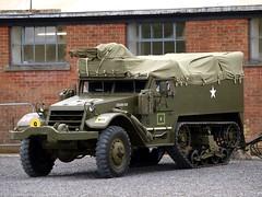 International M9A1 (Vehicle Tim) Tags: international m9a1 halbkettenfahrzeug halftrack military militär armee army us usa oldtimer