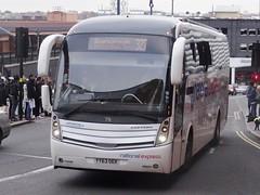 Birmingham (Andrew Stopford) Tags: yy63oek volvo b9r caetano levante eyms nationalexpress birmingham