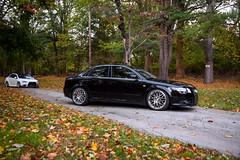 DSC_0035 (Haris717) Tags: ocean sunset fall leaves trees forest audi bmw rotiform