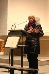 Feier zum 50-jährigen Dienstjubiläum von Pastor Hallermann