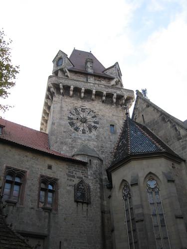 Bergfried Burg Kreuzenstein