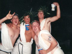 Toga Party- Camp Shields- Okinawa, Japan