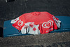 Aci Trezza, 2016 (Antonio_Trogu) Tags: italia italy sicilia sicily streetphotography candid urban antoniotrogu nikonafs35mm18 nikond3100 2016 acitrezza car auto automobile ombrellone umbrella algida estate summer
