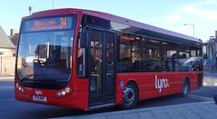 King's Lynn (Andrew Stopford) Tags: pf10mdy t800slt optare tempo lynx kingslynn southlancstravel greentriangle rotalaplc diamondbusnorthwest