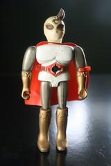 Die-Cast Metal Condorman (Takatoku 1975) (Donald Deveau) Tags: takatoku popy diecast metal condorman vintagetoy japanesetoy japanesecharacter anime tvshow toys actionfigure