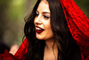 Model in the forest (Theresa Hall (teniche)) Tags: model beauty canberra canberraaustralia canon canon5dsr 5dsr femalemodel beautiful capital capitalcity arboretum forest emilytokic fashion fashionintheforest canoncollective canoncommunity trees redridinghood littleredridinghood red bokeh