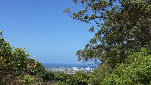Sunshine Coast from Buderim, Queensland