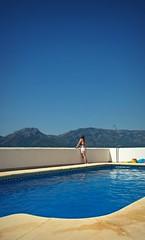 Spain 2016 - Nokia Lumia 1020 - 28 July - Tess by the pool (TempusVolat) Tags: gareth wonfor tempusvolat garethwonfor tempus volat mrmorodo holiday spainholiday spain 2016 spain2016 vacance summer swim swimming pool swimmingpool poolside bythepool tess bluesky girl woman