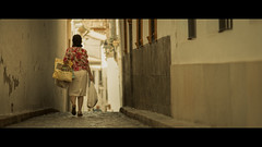 Cordoba, Spain (emrecift) Tags: candid street photography backlit cordoba andalucia spain cinematic 2391 anamorphic sony a7 alpha canon new fd 135mm f28 legacy lens emrecift
