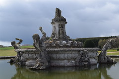 Witley Court, Worcestershire (bigjohn23582) Tags: witley witleycourt fountain manorhouse manor outdoor outdoors country countryside springtime nature england statelyhome ruins