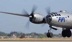 "B-29 Superfortress ""FIFI"" (flyvertosset) Tags: b29 superfortress fifi"