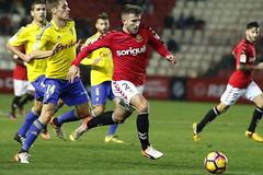 Nàstic 1-0 Cádiz CF