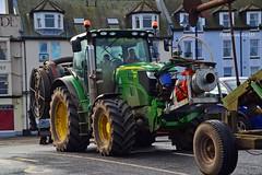 (Zak355) Tags: rothesay isleofbute bute scotland scottish tractors seatonbros johndeere farm farming