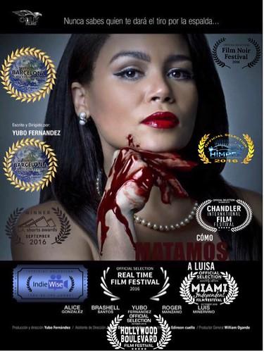 """How Do we Kill Luisa"" OWTFF 2016 Best Actress Award Winner (Yubo Fernandez)"