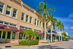 View of downtown Fort Pierce, Florida, USA (Jorge Marco Molina) Tags: fortpierce cityscape cityurban downtown density skyline building highrise architecture centralbusinessdistrict cosmopolitan metro metropolis commercialproperty sunshinestate st luciecounty sunrisecity