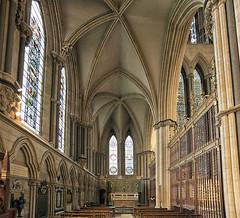 York Minster (Iain_Smith) Tags: york yorkshire minster religiousbuildings nikon