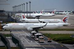 China Eastern Airlines B-8163 (Howard_Pulling) Tags: shanghai pudong airport pvg china chinese aircraft howardpulling