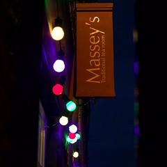 Massey's Magic 2 (ianwyliephoto) Tags: corbridge northumberland tynevalley christmas lights festive sparkling twinkle 2016 community