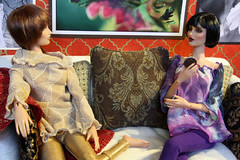 Sleep Over Night 4 (ShellyS) Tags: dolls numina sung dollcis kingdomdoll orbit savile
