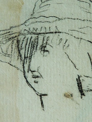MILLET Jean-Franois,1850 - Dpart pour le Travail, Etudes - The Walk to Work (drawing, dessin, disegno-Louvre RF11192-Recto) - Detail 19 (L'art au prsent) Tags: drawing dessins dessin disegno personnage figure figures people personnes art painter peintre details dtail dtails detalles 19th 19e dessins19e 19thcenturydrawing 19thcentury detailsofdrawings detailsofdrawing croquis tude study sketch sketches jeanfranoismillet millet jeanfranois dpartpourletravail thewalktowork louvre labour travail portrait personne head tte pose model visage face homme man men peasant peasants paysan farmer farmers agriculture farming garon boy kid enfant child hat chapeau