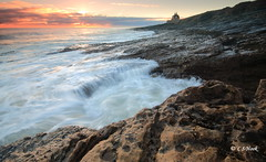Howick Bath House (carmellestewarthook) Tags: seascape lee howick bath house northumberland stewarthook 70d